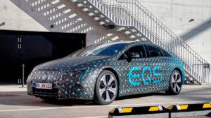 Mercedes EQS будет предлагаться в двух версиях