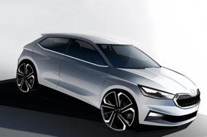 Skoda Fabia 2021 модельного года выпуска выйдет в мае