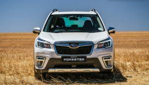 Subaru отзывает почти миллион автомобилей
