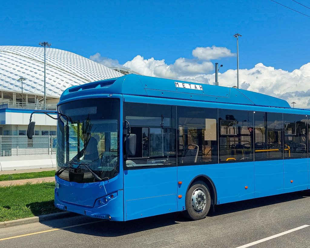 Автобусы Волгабас