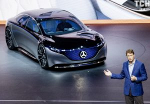 Daimler превзошел свои планы по переходу на электромобили
