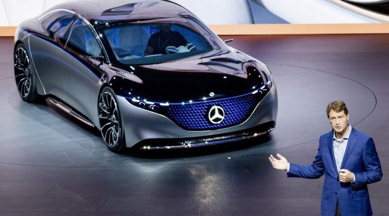 Генеральный директор Daimler
