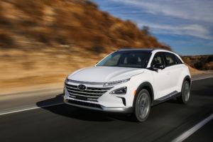 Hyundai Nexo установил рекорд дальности поездки