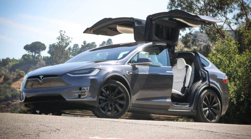 ТОП 10 электромобилей