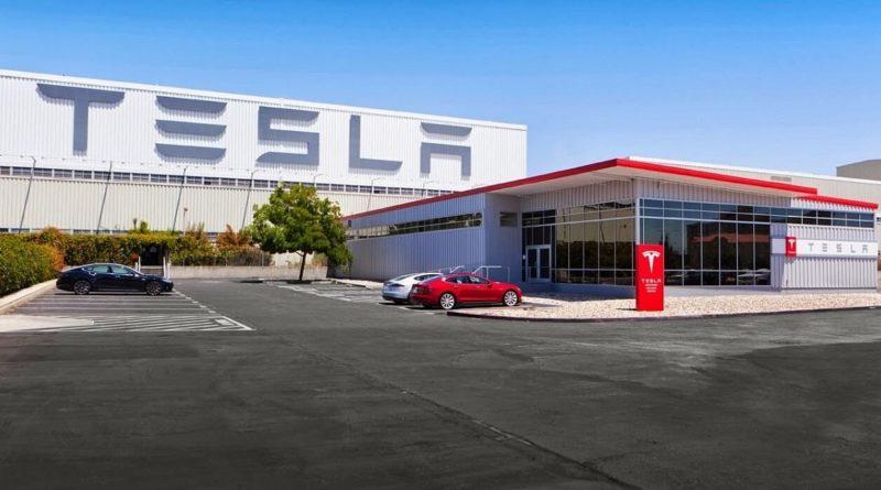 Завод Tesla в Калуге