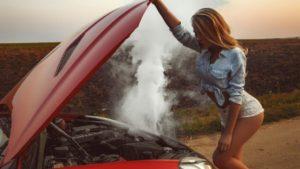Чем промыть систему охлаждения двигателя на автомобиле