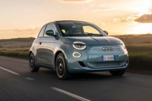 Fiat станет брендом только для электромобилей к 2030 году