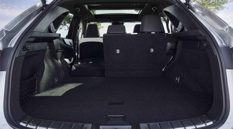 Lexus NX нового поколения