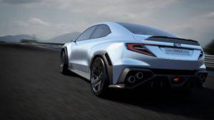 Subaru WRX нового поколения выйдет до конца этого года