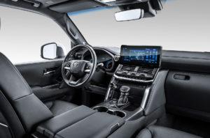 Toyota Land Cruiser 300 состоялась официальная премьера