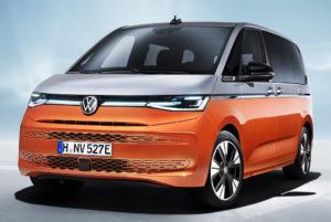 Volkswagen Multivan T7 обрёл новый салон и отказался от механики