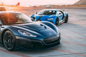 Bugatti и Rimac создают гиперкары следующего поколения