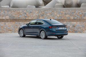 Skoda Octavia c 1,6-литровым мотором начались продажи в РФ