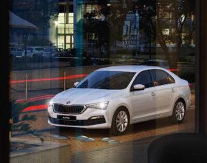 Skoda удвоила продажи новых автомобилей